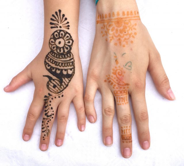 Wochenende in Bildern, Sommerfest, Schulferien, Henna, Schwestern, Leben mit Kindern, Alltag, Familienalltag