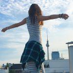 Wochenende in Bildern, Sommerfest, Schulferien, Henna, Schwestern, Leben mit Kindern, Alltag, Familienalltag, Berlin, Fernsehturm