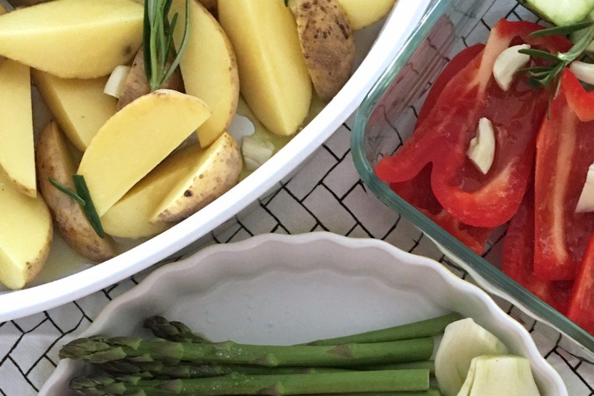 Freitagslieblinge, Lieblingsrezept der Woche, Lieblingsbuch, Bloggeraktion, Achtsamkeit, Grillen, BBQ, Gemüse, Veggie
