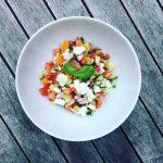 Salat, Salatrezept, Lasagne, Clean Eating, Reisen mit Kindern, Lieblingsrezept, Lieblingssalat, Food, Foodpic
