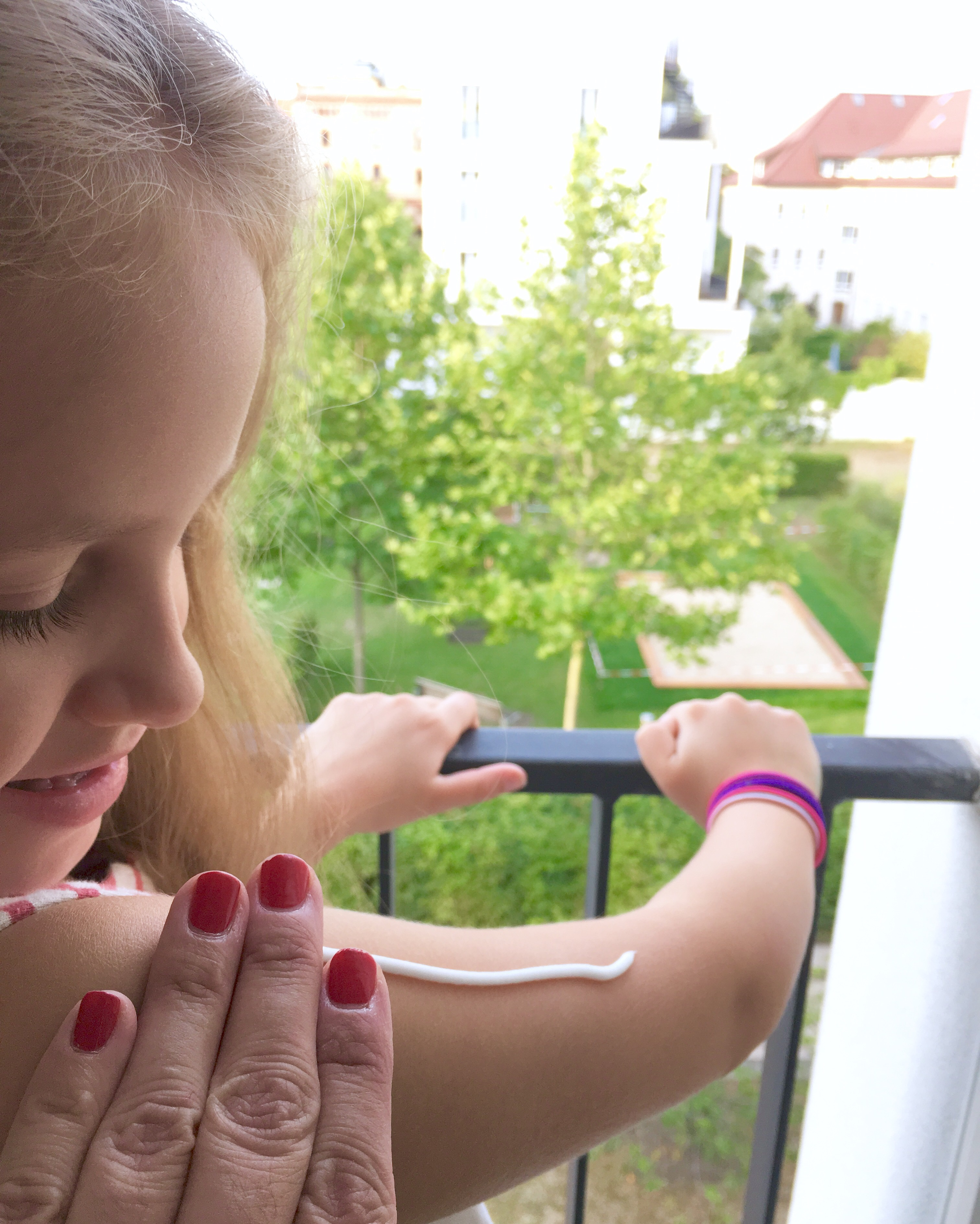 Empfindliche Kinderhaut, Neurodermitis, Allergie, Apotal, #apotalblogger, Bad Apotheken, Versandapotheke