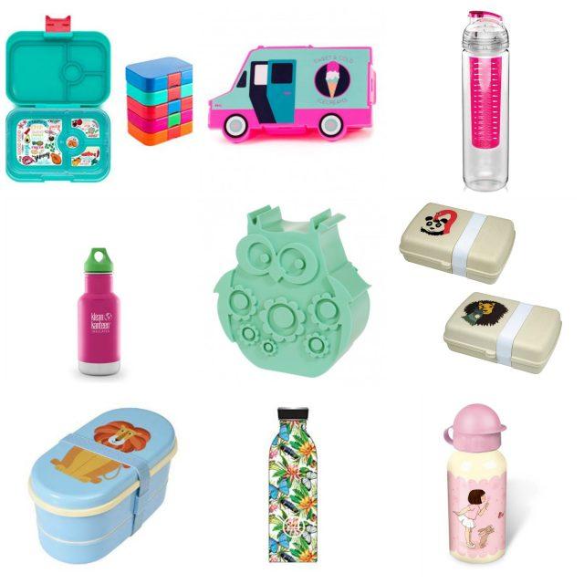 Bentobox, Trinkflasche, Schulstart, neue Schuljahr, Schulanfang, Brotdose, Trinkflasche