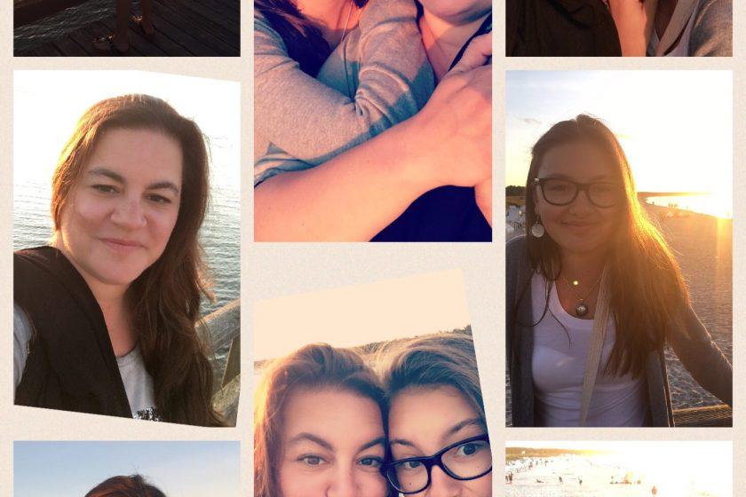 Mehr Mut zum Ich, Teenager, Teenie Tochter, Mama, Brief an meine Tochter, Collage, starke Töchter, starke Mütter