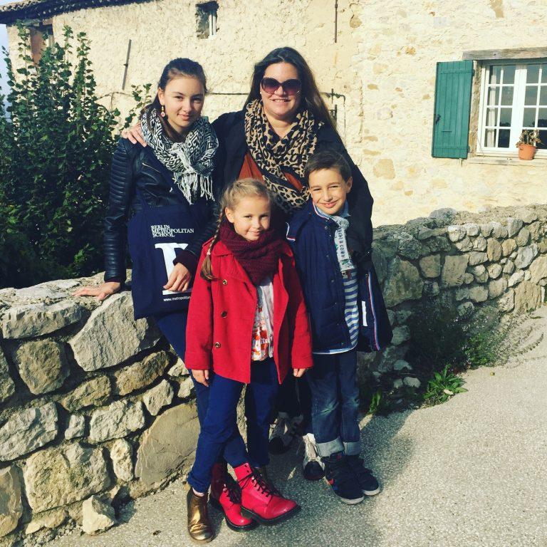 Reisen mit Kindern, mit Kindern in der Provence, Gigondas, Ausflug, Reisetipps, Frankreich, Herbstferien, Familienferien, Sehenswürdigkeiten, Vaucluse, Weinanbaugebiet