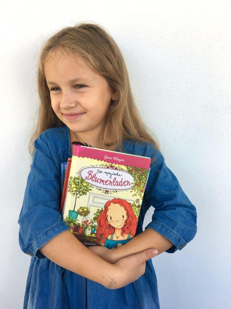 5 Buchtipps für Kinder, 7jährige, Mädchen, Lesetipps, Bücher, Kinderbücher, Erstleser, 2. Klasse