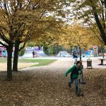 Wochenende in Bildern, wib. Familienalltag, Herbst, Spaziergang, Leben im Park, Volkspark Friedrichshain, Berlin, Leben mit Kindern, Mamablog, Familienleben