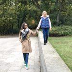 die große und die kleine ::: über schwesternliebe und großen altersabstand