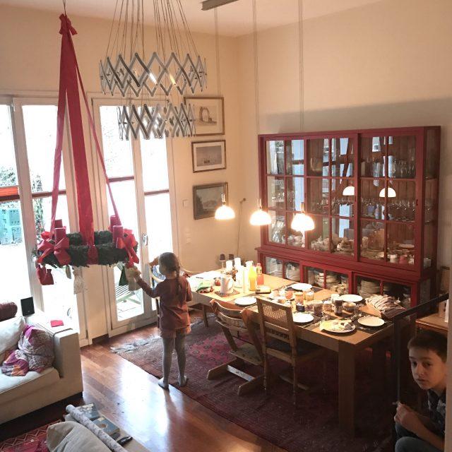 Wochenende in Bildern, Schoko Orangensterne, Plätzchen, Adventszeit, Familienalltag, Rückblick, Fotos, Leben mit Kindern