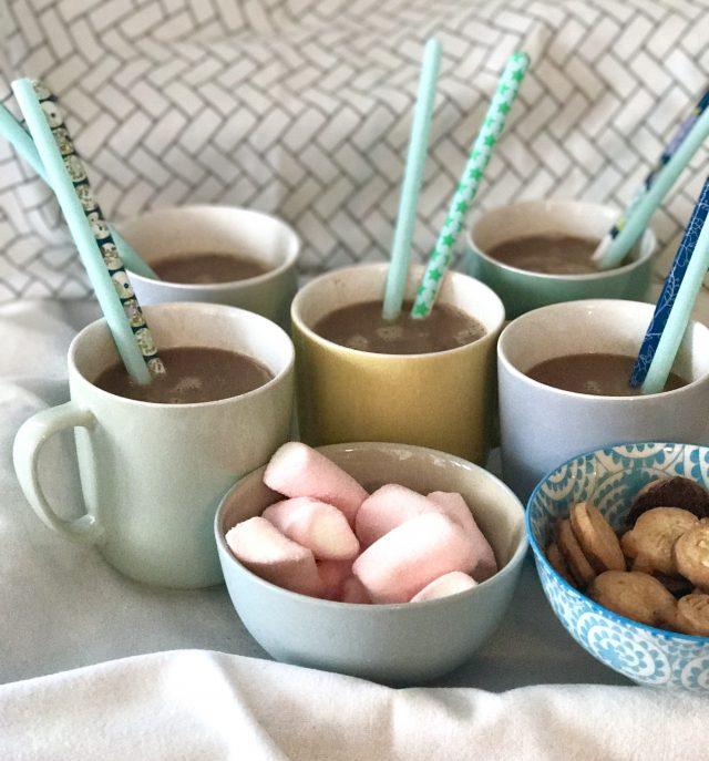 Kakao für alle, heiße Schokolade, Rice