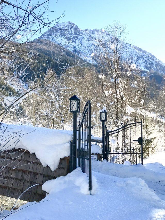 Schneewanderung in Kleinarl