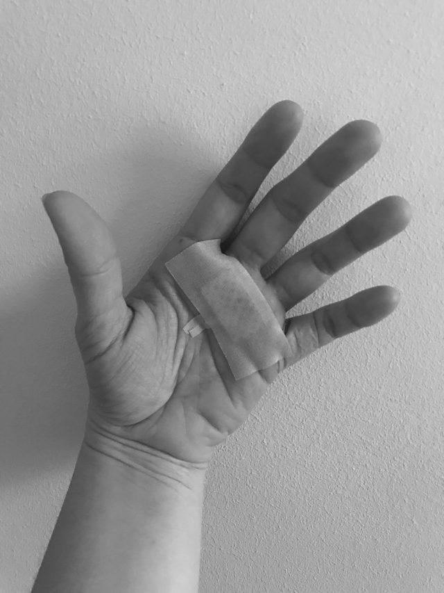 Handhack