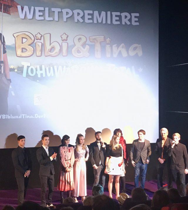 """Kinopremiere """"Bibi und Tina Tohuwabohu Total!"""""""