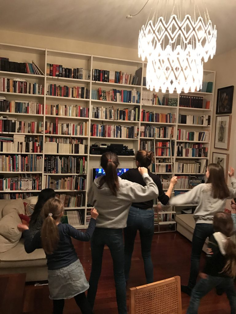 Just Dance Party beim Teenagergeburtstag | Berlinmittemom.com
