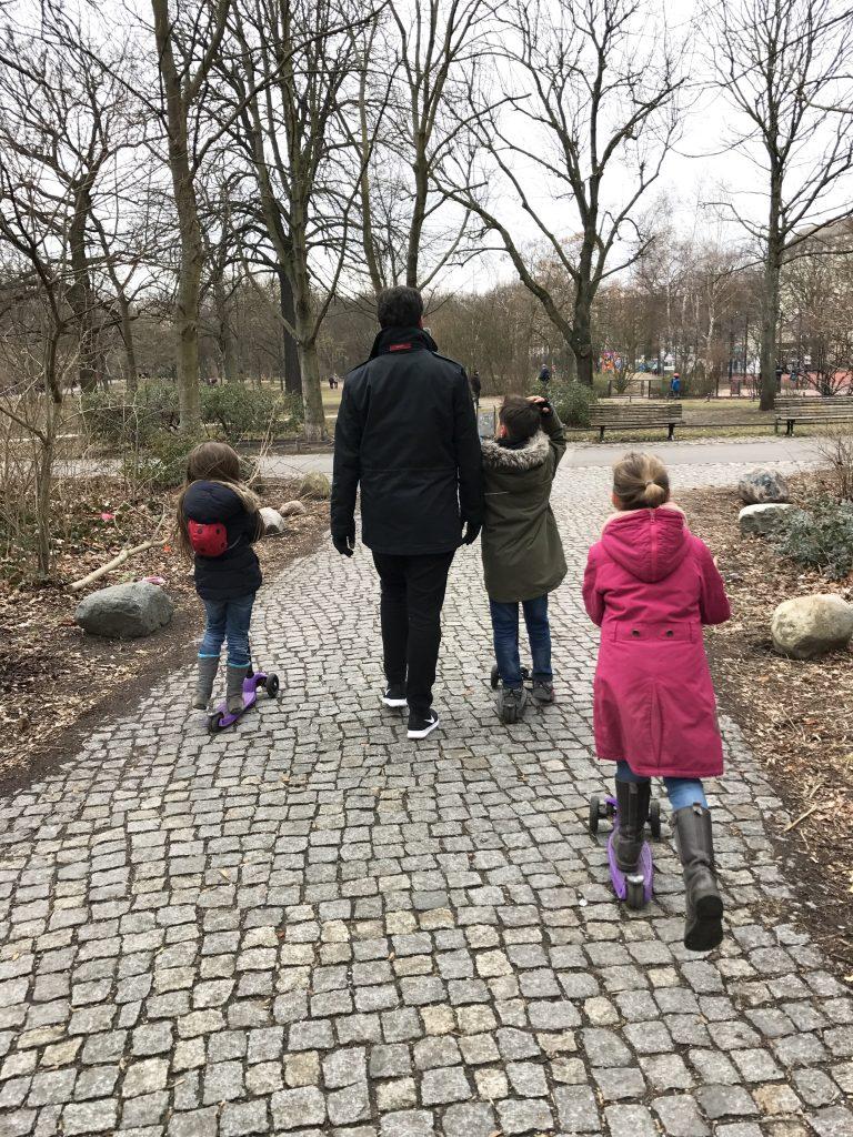 Frühlingsspaziergang | Berlinmittemom.com