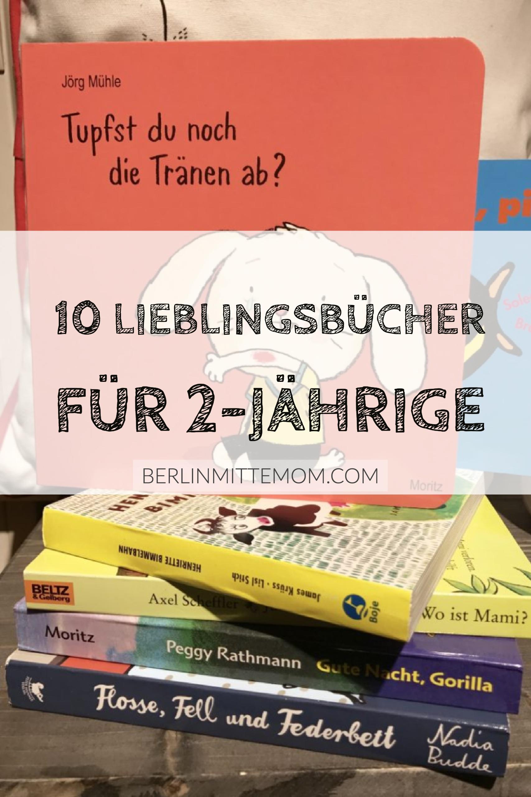 10 Lieblingsbücher für 2jährige | berlinmittemom.com