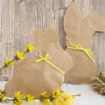 Oster DIY ::: Osterhasen-Geschenkverpackung mit dem Crafty Neighbours Club