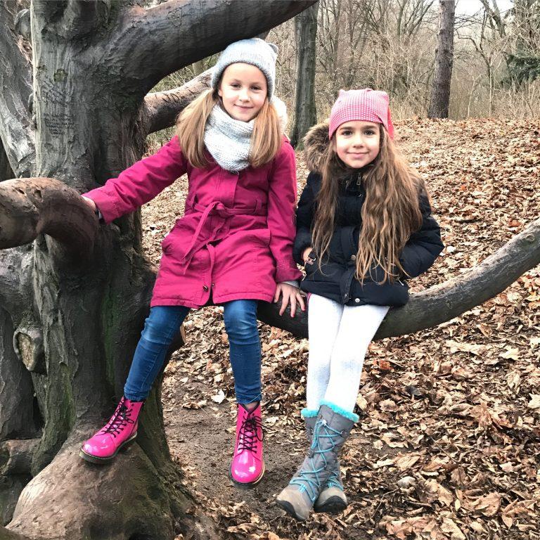 Spaß an Bewegung & ein gesundes Körpergefühl bei Kindern | Berlinmittemom.com