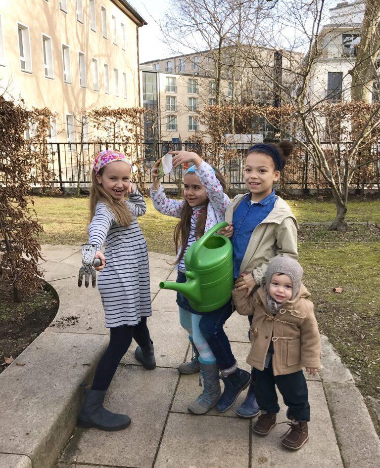 Leben mit Kindern im Frühling |Berlinmittemom.com