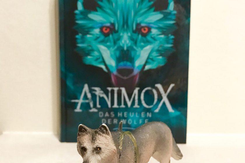 Animox, das Heulen der Wölfe