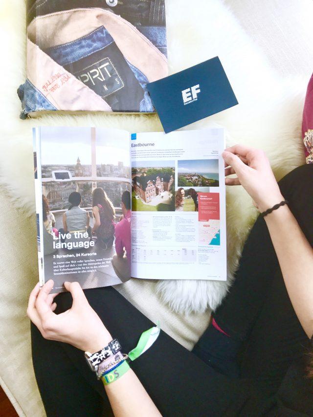 EF Sprachreisen - Fremdsprachen lernen in den Ferien