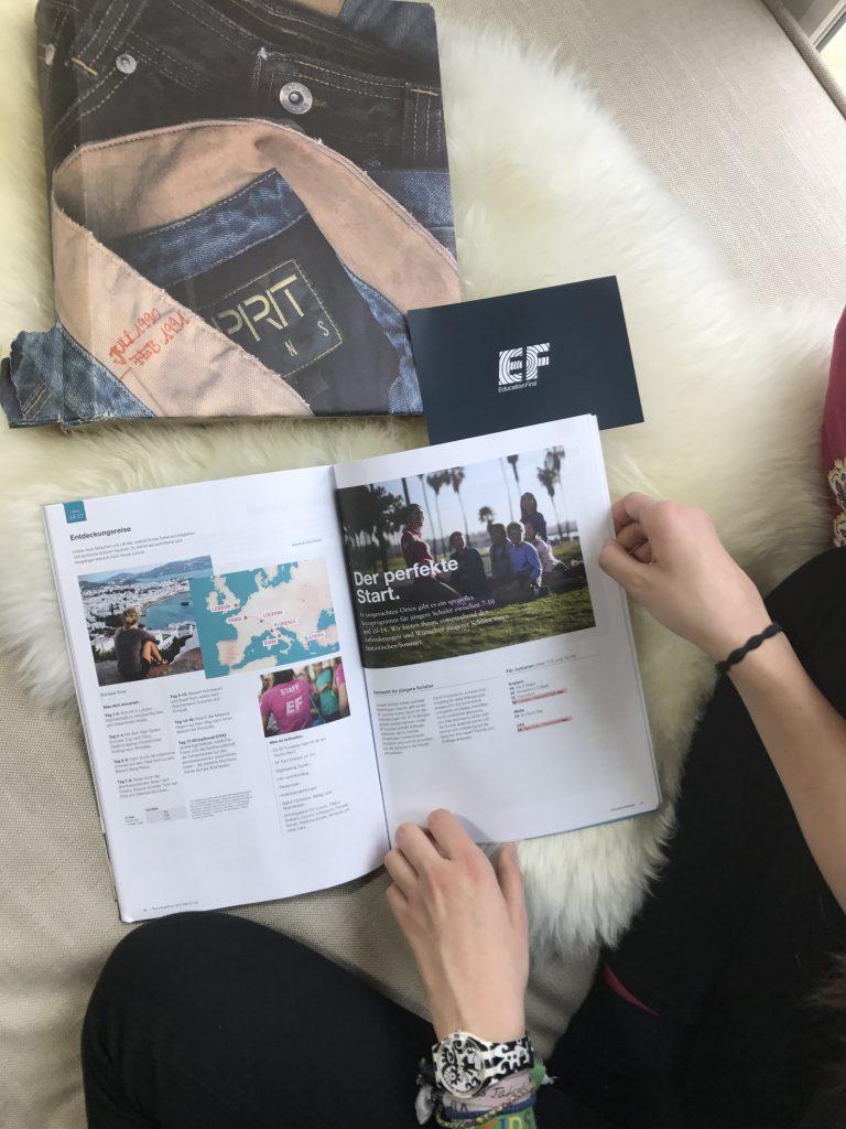 Fremdsprachen lernen mit EF Sprachreisen
