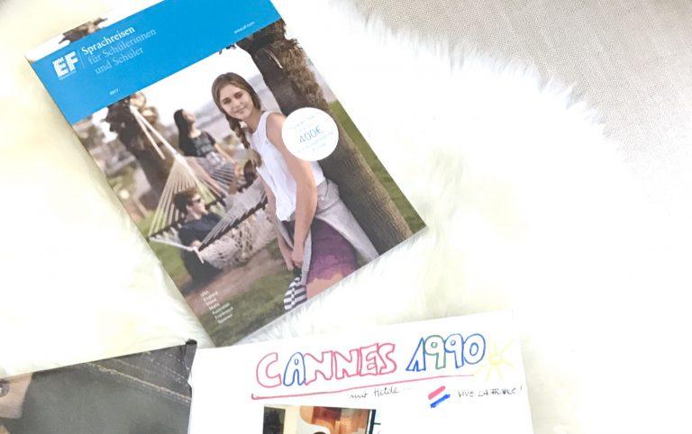 EF Sprachreisen Katalog