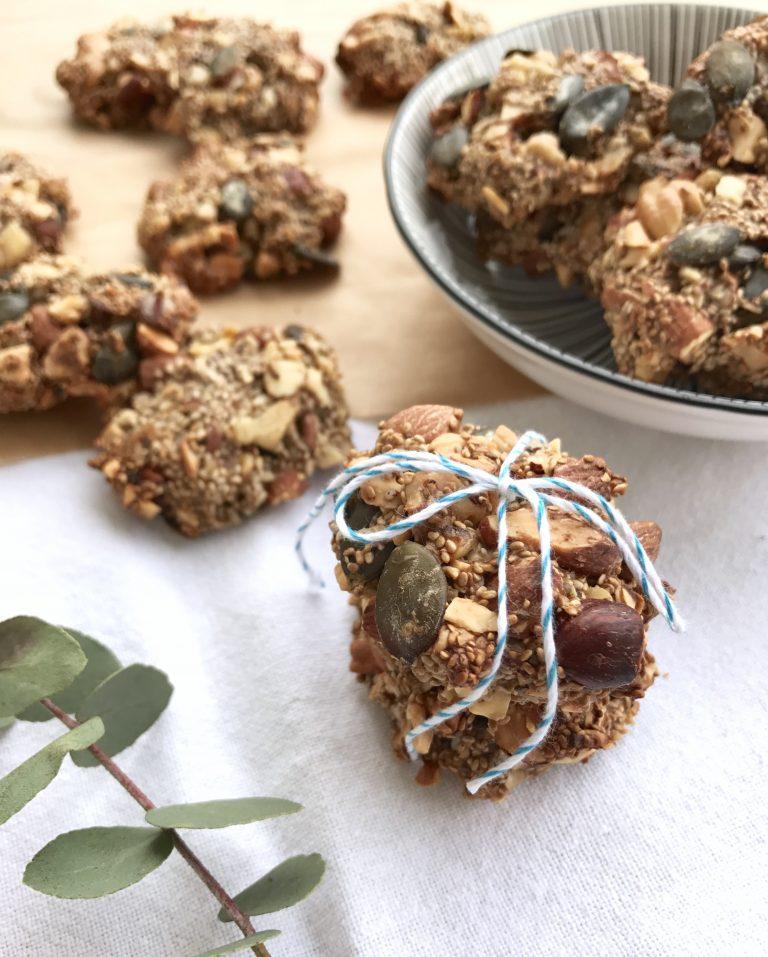 Vegane Müsli Cracker | Berlinmittemom.com