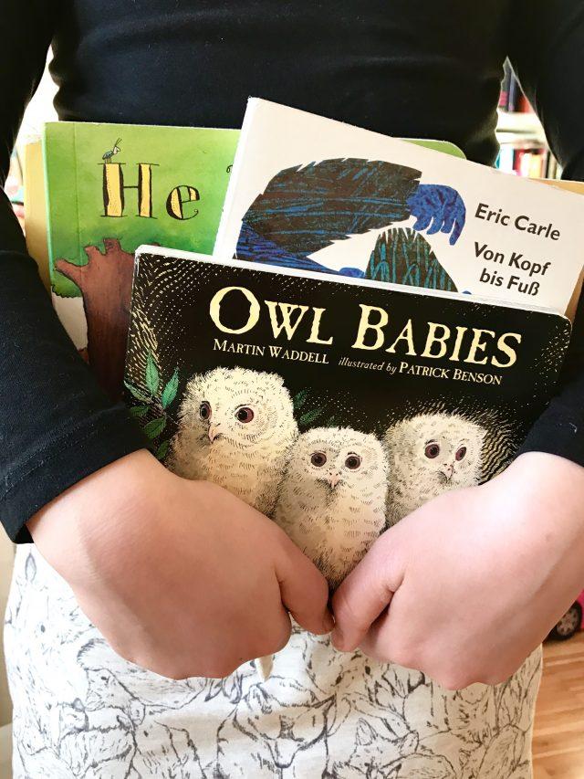 Buchtipps für Zweijährige: Owl Babies | Berlinmittemom.com