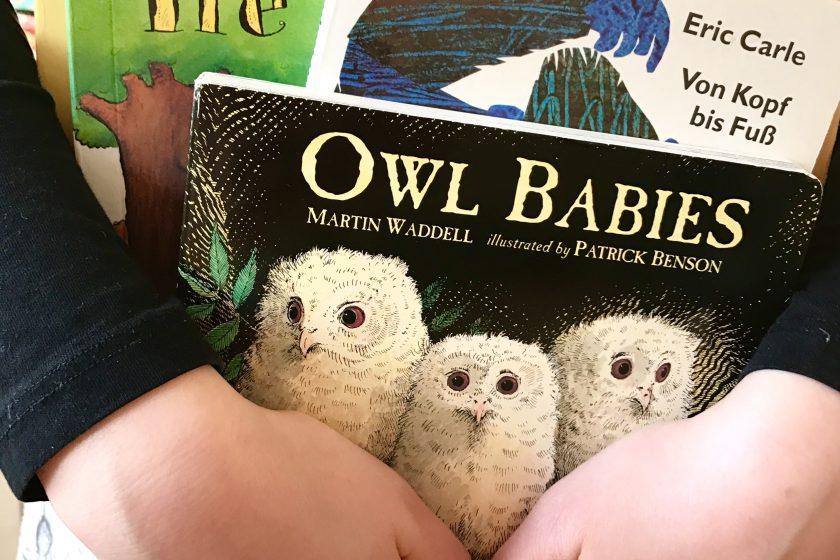 Owl Babies - Ich will meine Mami   Berlinmittemom.com