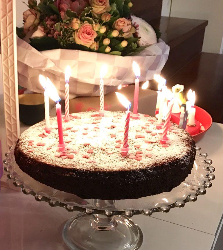 Geburtstagskuchen zum Bloggeburtstag | Berlinmittemom.com