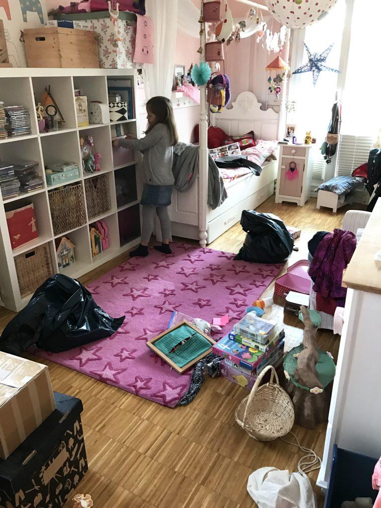 Kinderzimmer aufräumen | Berlinmittemom.com
