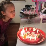 kleine künstlerin der freude ::: brief für mein geburtstagsmädchen