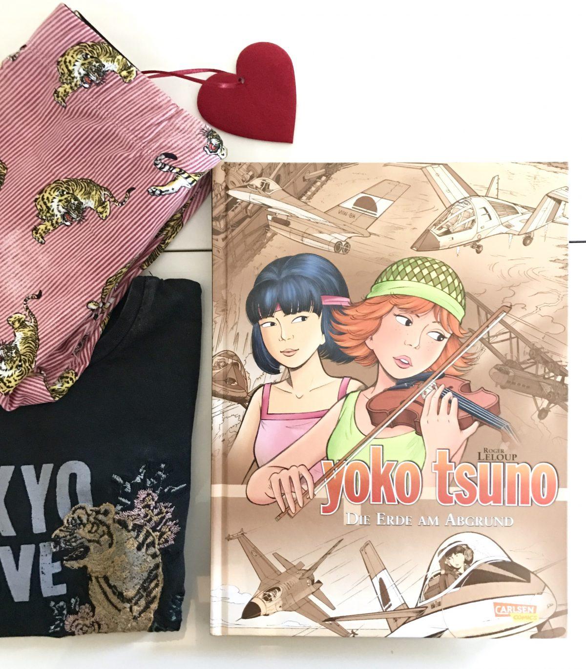 Comicliebe: Yoko Tsuno | Berlinmittemom.com