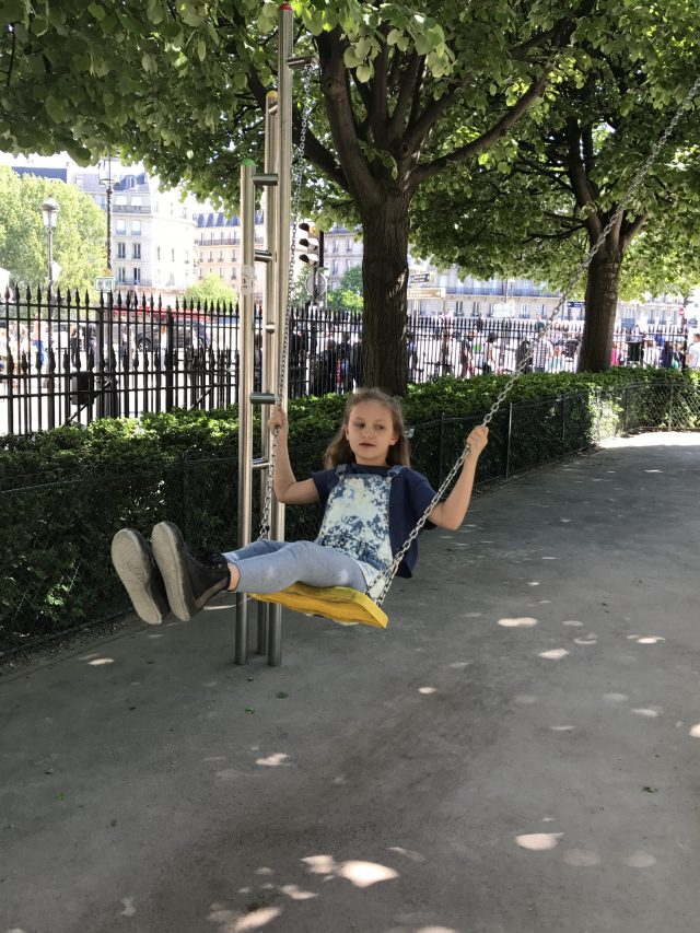 Spielplatz in Paris | Berlinmittemom.com