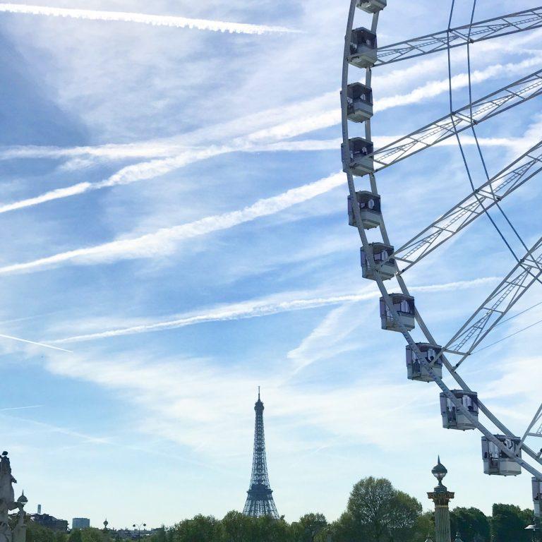 Eiffelturm und Riesenrad | Berlinmittemom.com