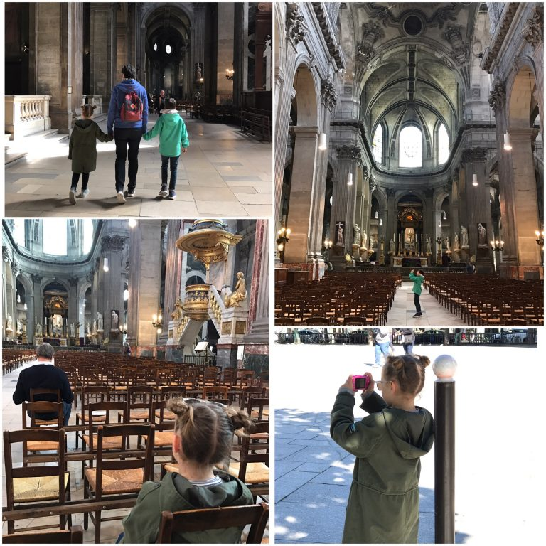 St. Sulpice mit Kindern | Berlinmittemom.com