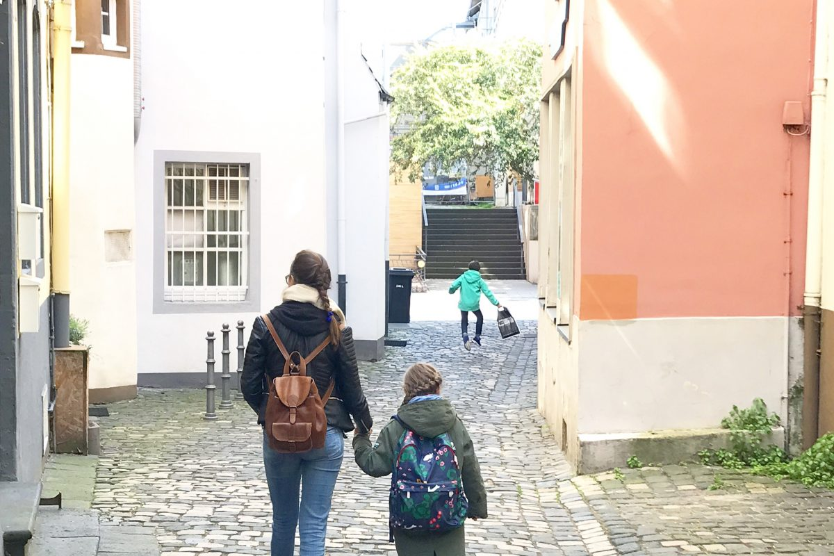 Spaziergang durch die Koblenzer Altstadt   Berlinmittemom.com