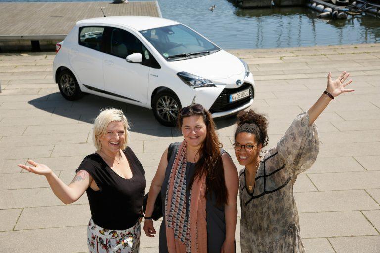 Momblogger testen den Toyota Yaris 2017  | Berlinmittemom.com