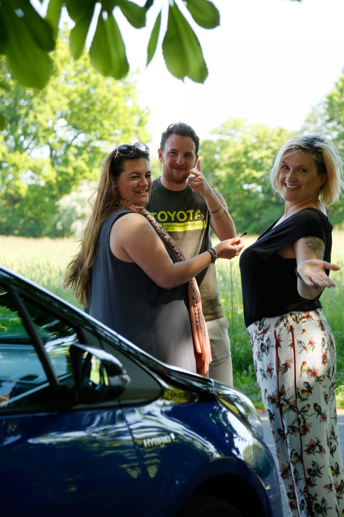 Momblogger Interview mit Toyota