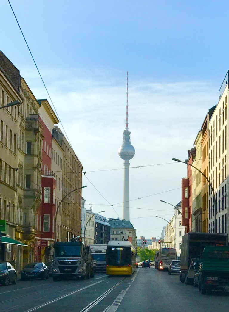 Fernsehturm, Berlin | Berlinmittemom.com