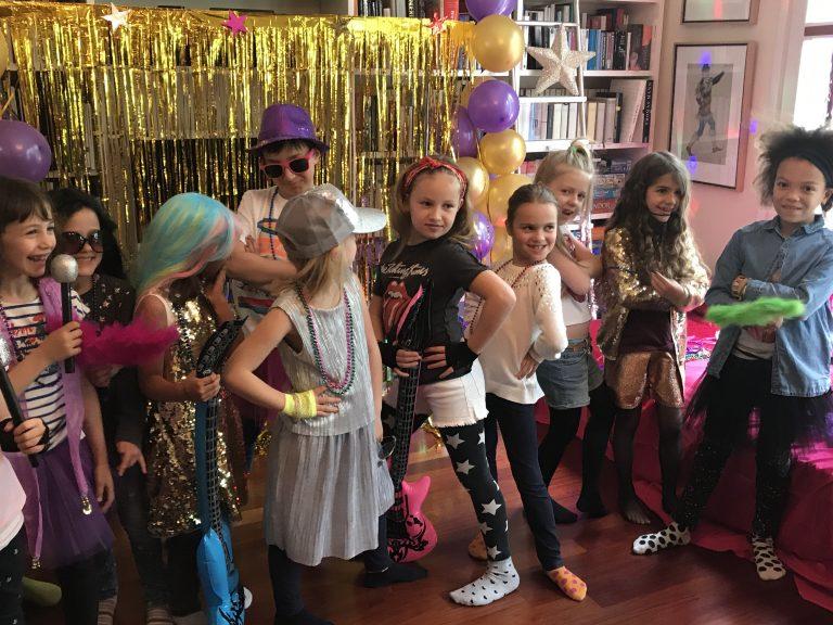 Rockstar Party für Kinder | Berlinmittemom.com