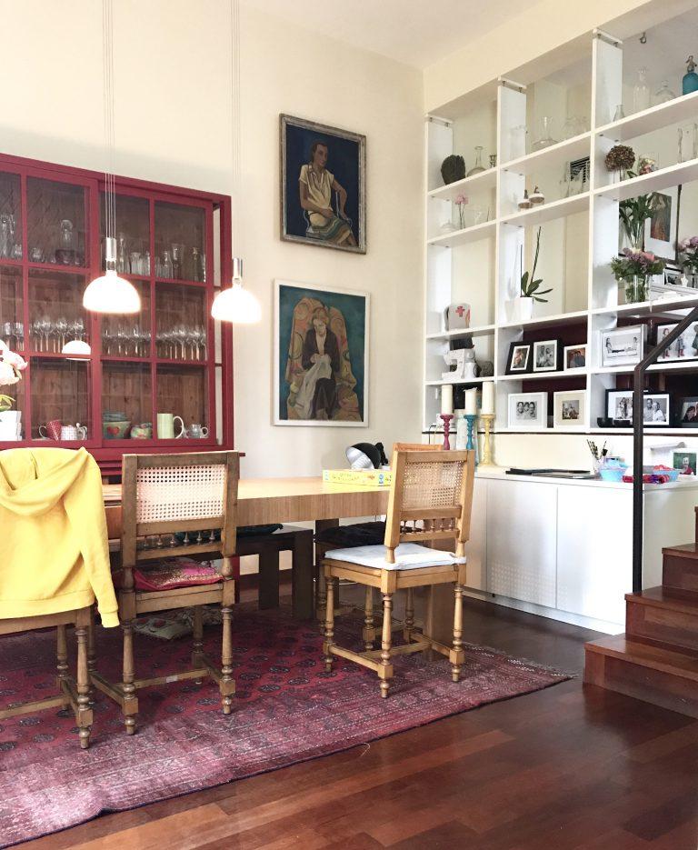 Livingroom, Townhouse | Berlinmittemom.com