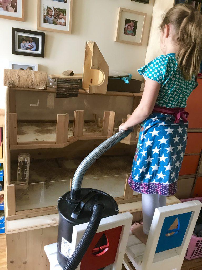 Häusliche Pflichten für Kinder | Berlinmittemom.com