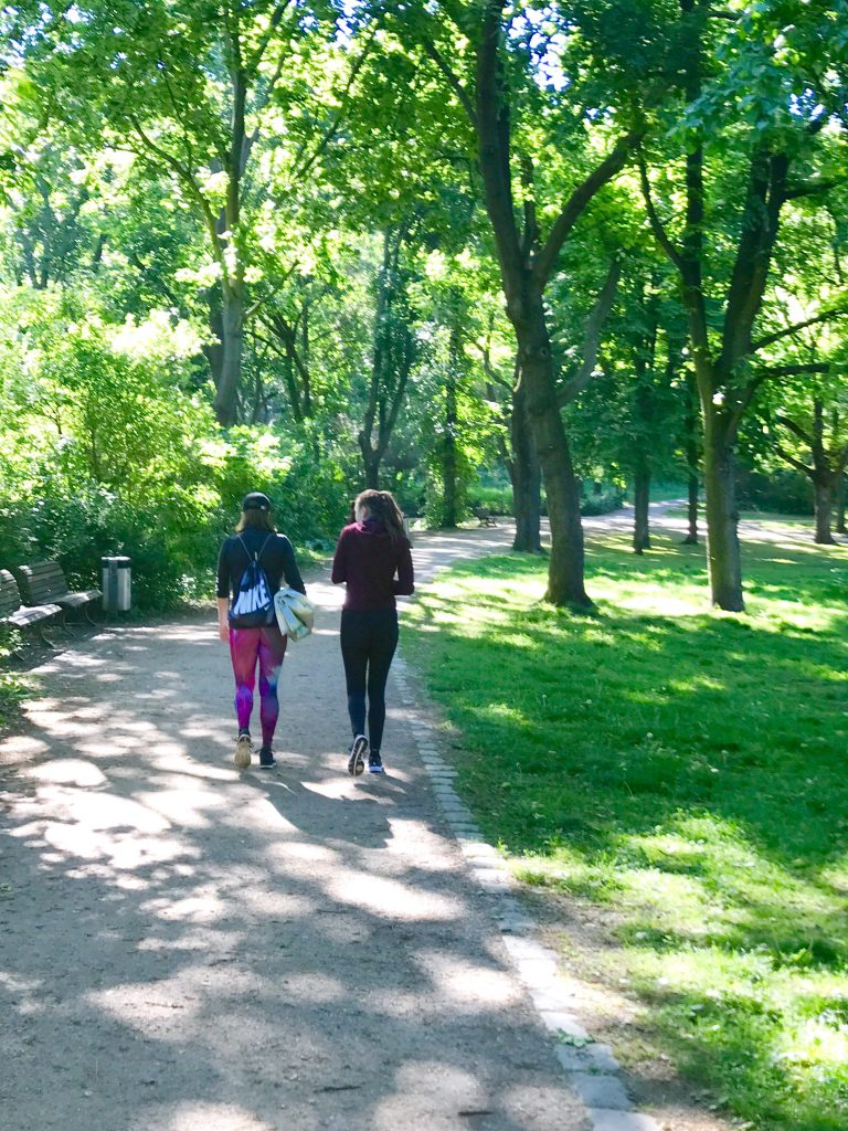 Sport im Park | Berlinmittemom.com