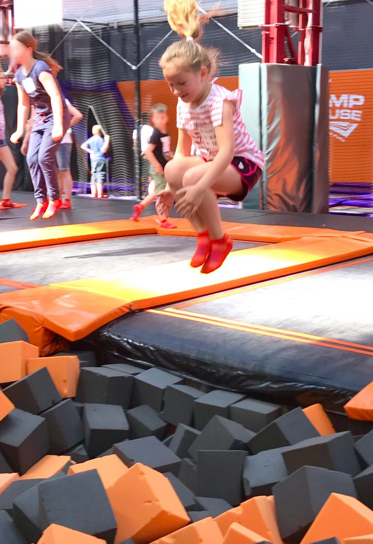 Jump House Berlin | Berlinmittemom.com