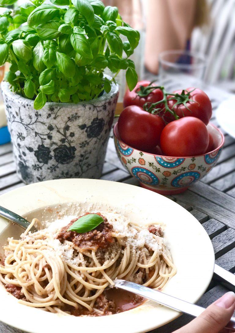 Spaghetti Bolognese | Berlinmittemom.com