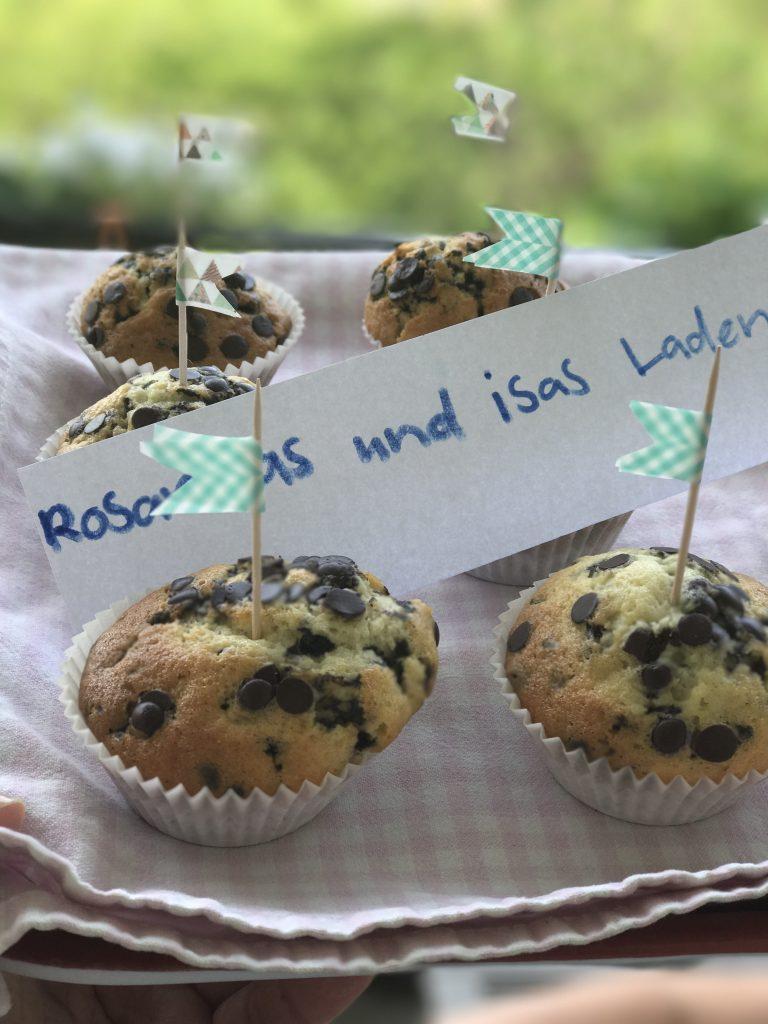 Muffin- und Limonadenstand | Berlinmittemom.com