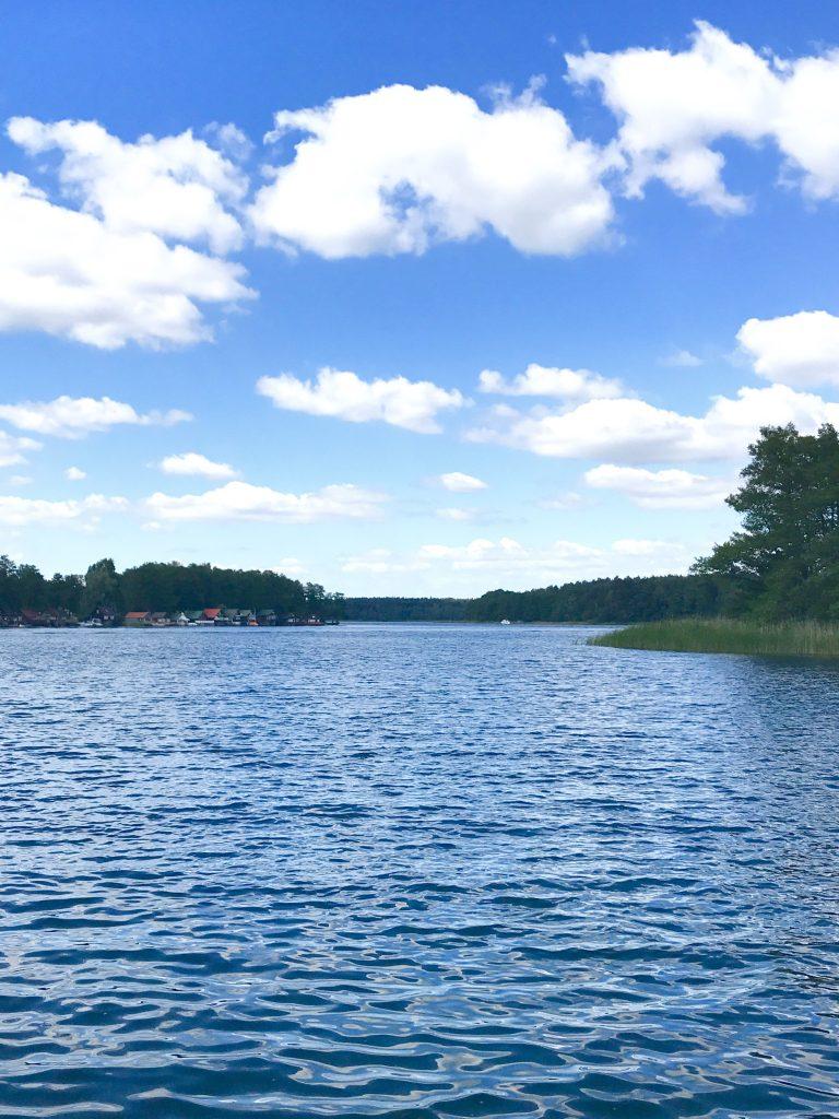 Mecklenburgische Seenplatte: Kleiner Zechliner See | Berlinmittemom.com