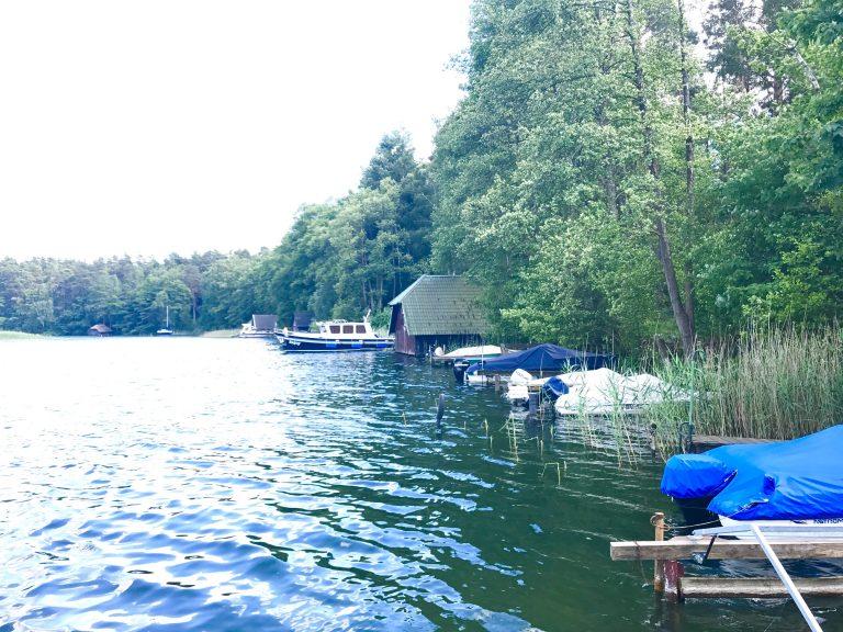 Wochenende in Bildern: Kleiner Zechliner See | Berlinmittemom.com