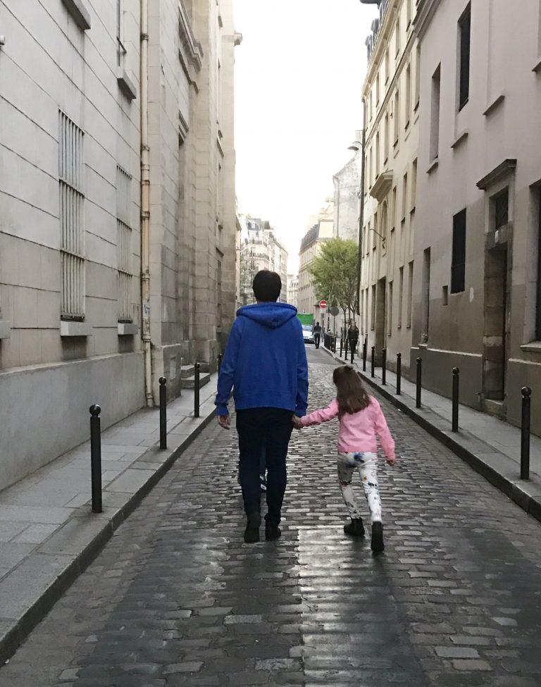 Spaziergang durch's Quartier Latin | Berlinmittmom.com